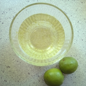 Lime Soaking Syrup